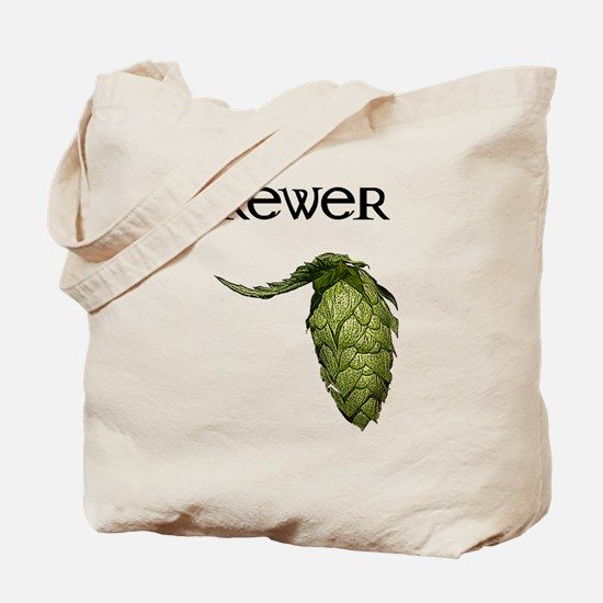 Cute Brewing beer Tote Bag