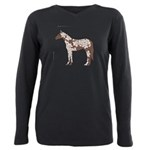 brown horse T-Shirt