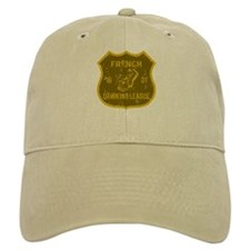 French Drinking League Baseball Cap