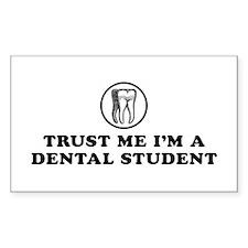 Trust Me I'm a Dental Student Decal
