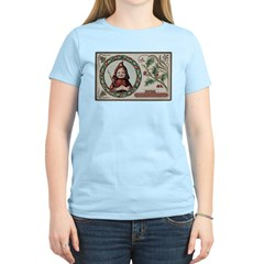 1909 Girl in Red Hood T-Shirt