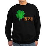 Irish Shamrock Sweatshirt (dark)