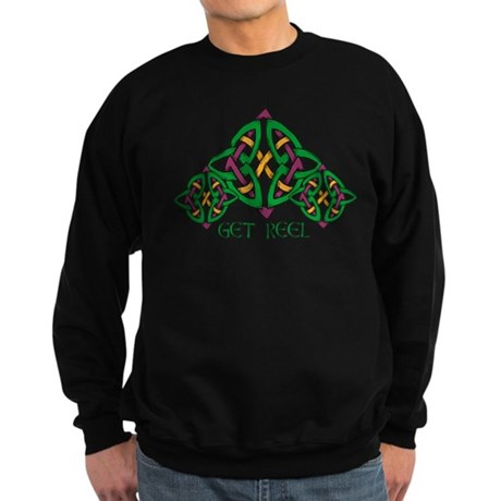 Get Reel Sweatshirt (dark)