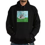 Agility Pause for the Cause! Hoodie (dark)