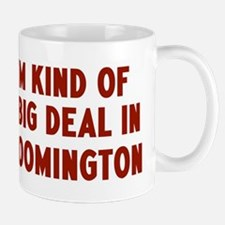 Big Deal in Bloomington Mug