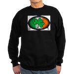 Irish Clover Sweatshirt (dark)