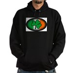 Irish Clover Hoodie (dark)