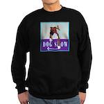 Boxer Puppy Sweatshirt (dark)