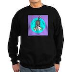 Siberian Husky Nonsense! Sweatshirt (dark)