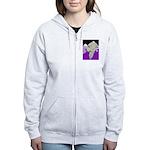 Great Pyranees Women's Zip Hoodie