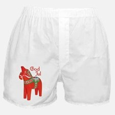 God Jul Dala Boxer Shorts