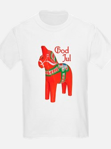 God Jul Dala T-Shirt