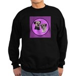 Border Terriers Sweatshirt (dark)