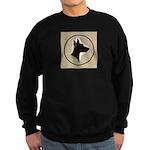 Manchester Terrier Sweatshirt (dark)