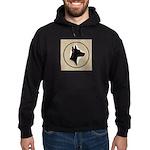 Manchester Terrier Hoodie (dark)