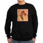 Irish Terrier Sweatshirt (dark)