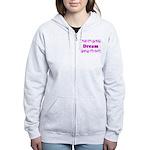 DREAMS Women's Zip Hoodie