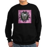 New Chinese Crested Design Sweatshirt (dark)