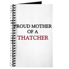 Proud Mother Of A THAUMATOLOGIST Journal