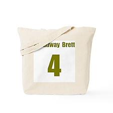 Cute Throwback sports Tote Bag