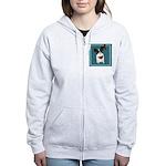 Papillion Women's Zip Hoodie