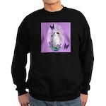 The begging Bulldog Sweatshirt (dark)