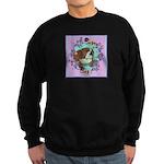 English Bulldog Sweatshirt (dark)