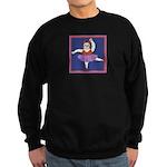 The Bullarina Sweatshirt (dark)