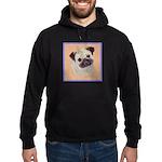 Typical Chinese Pug Hoodie (dark)