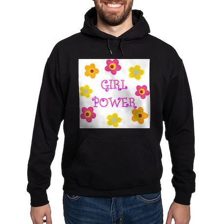 FLOWER POWER Hoodie (dark)