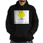 Mom's Little Chick Hoodie (dark)