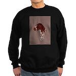 German Shorthaired Pointer Pr Sweatshirt (dark)