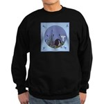 German Shorthair Puppy Sweatshirt (dark)