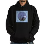 German Shorthair Puppy Hoodie (dark)