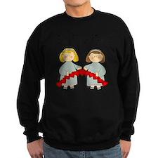BFF Hearts-Best Friends Jumper Sweater