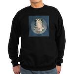 English Setter Puppy Sweatshirt (dark)