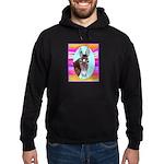 Horses and Mules Hoodie (dark)