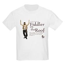 Lyric Fiddler '06 Kids T-Shirt