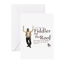 Lyric Fiddler '06 Greeting Cards (Pk of 10)