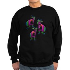 Three Kokopelli #20 Sweatshirt