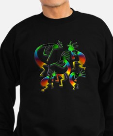 Five Kokopelli Jam Session Sweatshirt (dark)