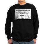 master selection Sweatshirt (dark)