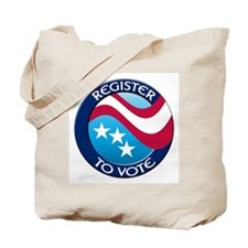 REGISTER TO VOTE Tote Bag