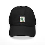 PERROT Family Crest Black Cap