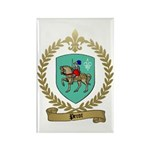 PEROT Family Crest Rectangle Magnet