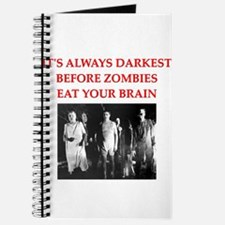 zombie joke Journal