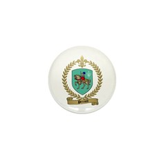 PERRAULT Family Crest Mini Button (100 pack)