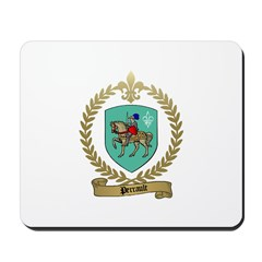 PERRAULT Family Crest Mousepad