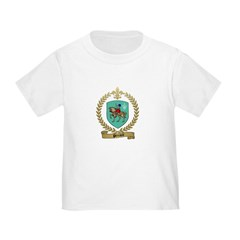 PERRAULT Family Crest T