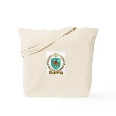 PERRAULT Family Crest Tote Bag